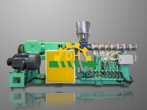 Plastic-Twin-Screw-Extrusion